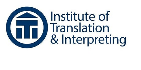Institute of Translation and Interpreting logo