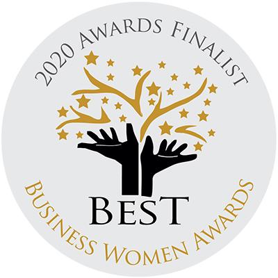 Best Business Women Awards Finalist logo
